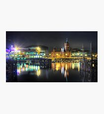 Cardiff Bay Photographic Print