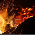 Painting with Light - Bonfire by mia-scott