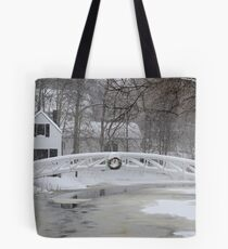 Somesville Museum and Meeting House, Mt. Desert, ME Tote Bag