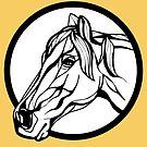 Sharpie Horses: Surf by mellierosetest