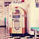 Diner on route 66 by Tracey Hill
