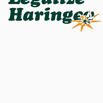 Legalize Haringey by benthos