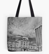 The County Courthouse Tote Bag