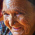 The Joy is in the Journey - Kathmandu by AlliD