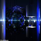 The Movement of Blue! by Druidstorm