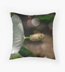 Attention To Detail Throw Pillow