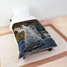Happy Christmas Angel Comforter