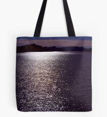 Stars on Horsetooth Reservoir Tote Bag