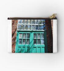 Turquoise Studio Pouch