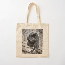 Marmoset Cotton Tote Bag