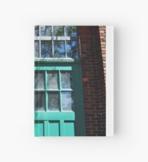 Turquoise Hardcover Journal