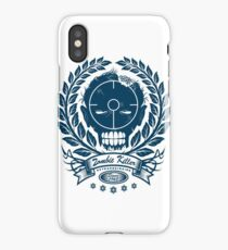 Zombie Killer Extraordinaire iPhone Case/Skin