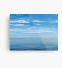 Lake Superior Morning Metal Print