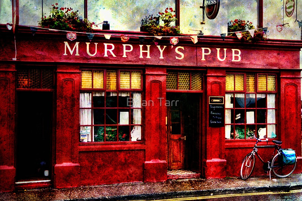 Murphy's Pub Dingle by Brian Tarr