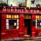 Murphy's Pub Dingle by Brian Tarr