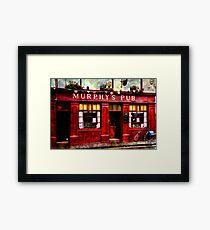 Murphy's Pub Dingle Framed Print