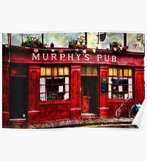Murphy's Pub Dingle Poster