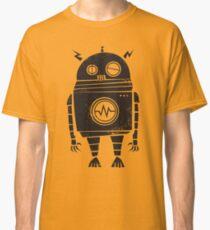 Großer Roboter 2.0 Classic T-Shirt
