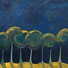 Amberlin Wu's 'Night Trees' by Art 4 ME