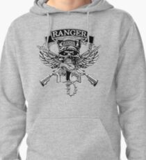 Army Ranger 3d Pullover Hoodie