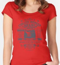 Chilled Monkey Brains Women's Fitted Scoop T-Shirt