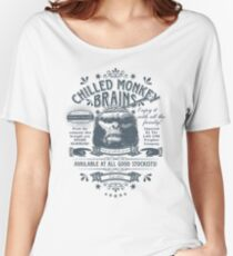 Chilled Monkey Brains Women's Relaxed Fit T-Shirt