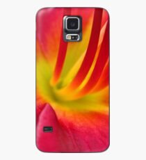 Day Lily Case/Skin for Samsung Galaxy