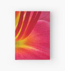 Day Lily Hardcover Journal