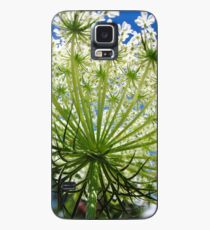 Queen Anne's Lace Case/Skin for Samsung Galaxy