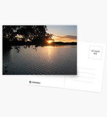 Maroochy River Sunset Postcards