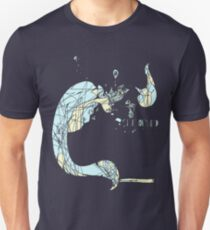 See beyond - graphic imaginary animal t-shirt T-Shirt