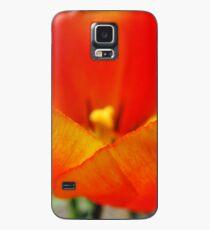 Tulip Petals Case/Skin for Samsung Galaxy