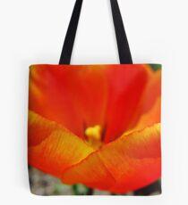 Tulip Petals Tote Bag