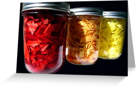 Pickled Cabbage by FrankieCat
