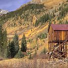 Abandoned Gold Mine (Silverton, Colorado) by Brendon Perkins
