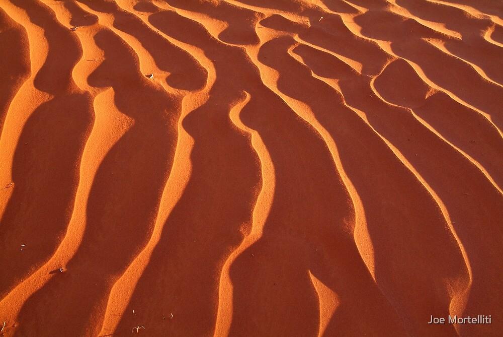 Light Play,Simpson Desert by Joe Mortelliti