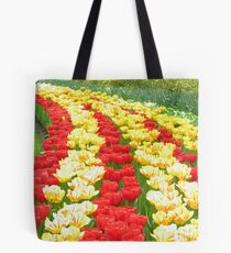 Netherlands Flowers Tote Bag