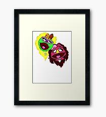 Best Muppets Forever Framed Print