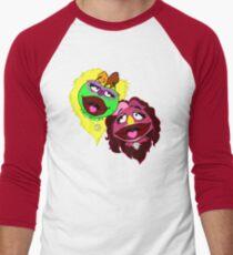 Best Muppets Forever Men's Baseball ¾ T-Shirt