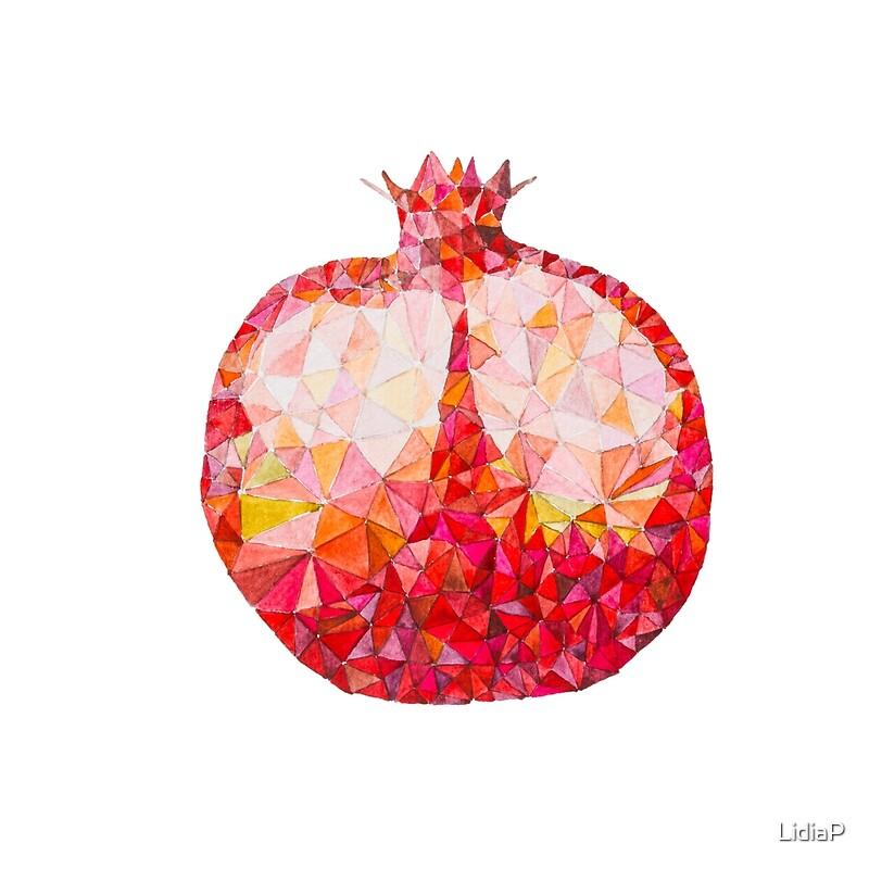 Pomegranate Print | www.pixshark.com - Images Galleries