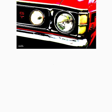 Ford GTHO by rabble