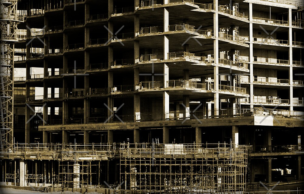 Under Construction by Sandra Chung
