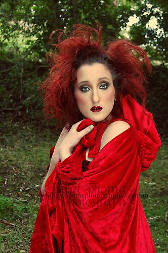Red by Julia  Thomas