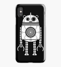 Big Robot 1.0 iPhone Case/Skin