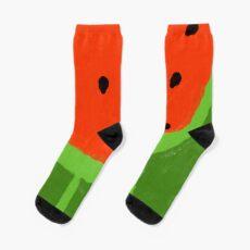 Watermelon Sliced Socks