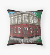 The Vic Throw Pillow