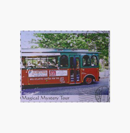 Magical Mystery Tour Art Board