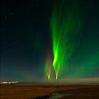 Aurora in Iceland. by RonniHauks