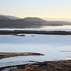 Serene Icelandic Waters by Ritva Ikonen