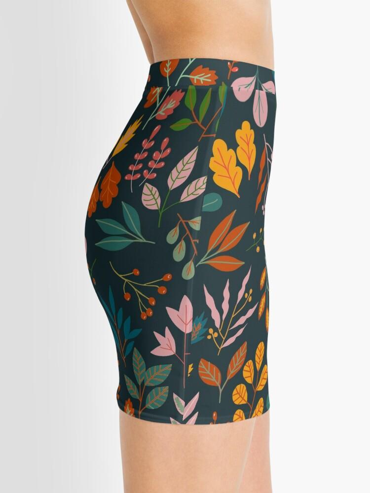 Alternate view of Autumn gems Mini Skirt